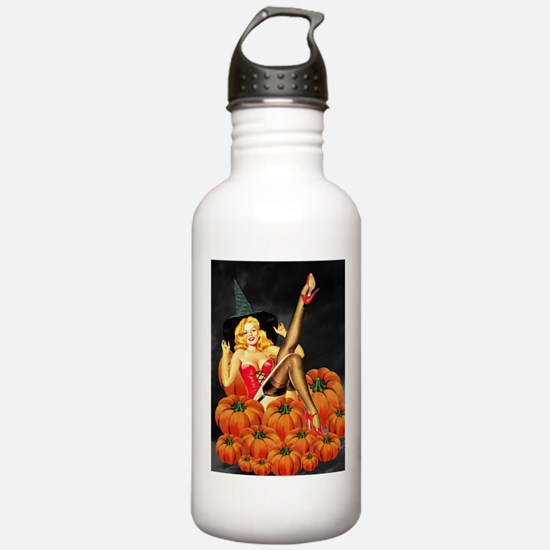 Unique Happy halloween Water Bottle