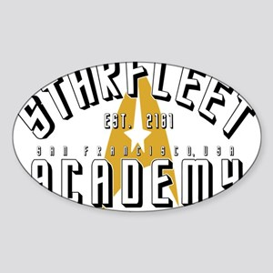 Starfleet Academy1 Sticker