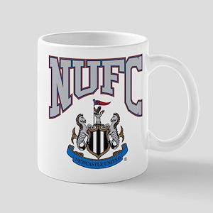 NUFC and Crest 11 oz Ceramic Mug