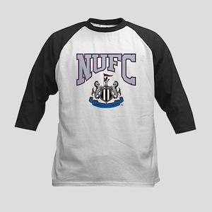 NUFC and Crest Kids Baseball Tee