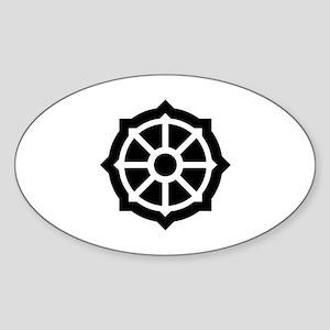 Symbol Sticker (Oval)