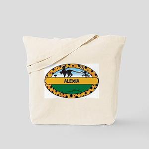 ALEXIA - safari Tote Bag