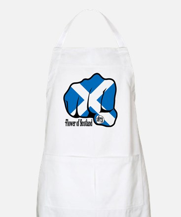 Scotland Fist 1873 BBQ Apron