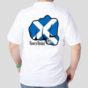 Scotland Fist 1873 Golf Shirt