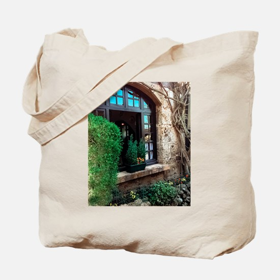 Window box in Perouges Tote Bag