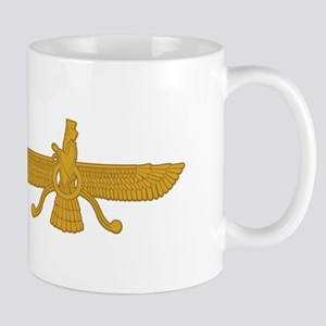 Zorastrian Symbol Mugs