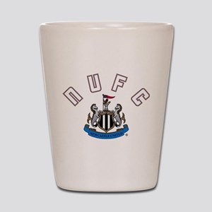 NUFC and Crest Shot Glass