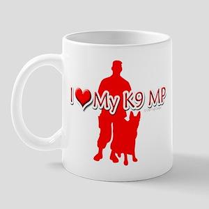 I <3 my K9 MP Mug