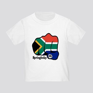 South Africa Fist 1889 Toddler T-Shirt