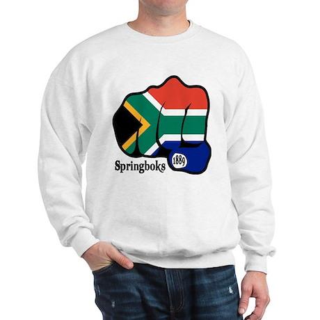 South Africa Fist 1889 Sweatshirt