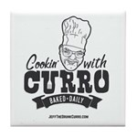 Cookin With Curro Tile Coaster