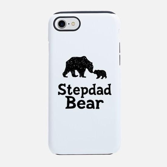 Stepdad Bear iPhone 8/7 Tough Case