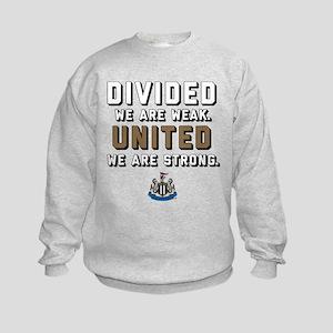 NUFC United Strong Kids Sweatshirt