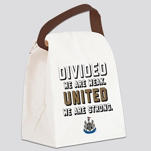 NUFC United Strong Canvas Lunch Bag