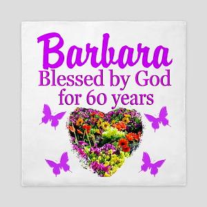 PRAYING 60 YR OLD Queen Duvet