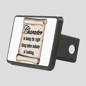 CHARACTER Hitch Cover