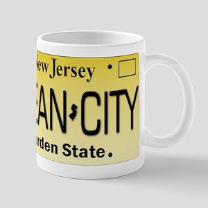 Ocean City NJ Tag Giftware Mugs