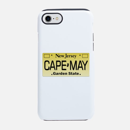 Cape_May_W_10x10.png iPhone 8/7 Tough Case