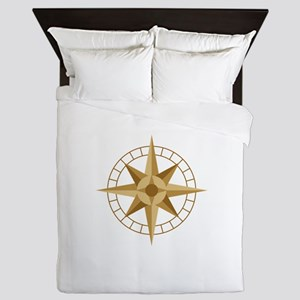 Compass Queen Duvet