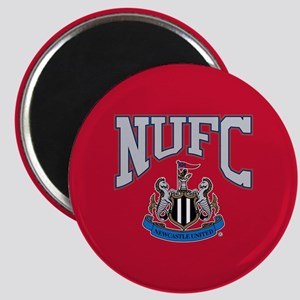NUFC and Crest Magnet