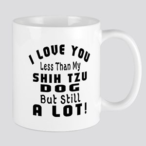 Shih Tzu dog designs Mug