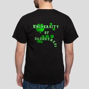 University Of Drunkeness Dark T-Shirt