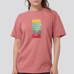 Colorful macarons with eyes T-Shirt