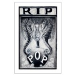 RIP POP Large Poster