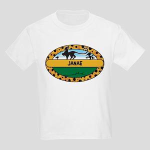 JANAE - safari Kids Light T-Shirt