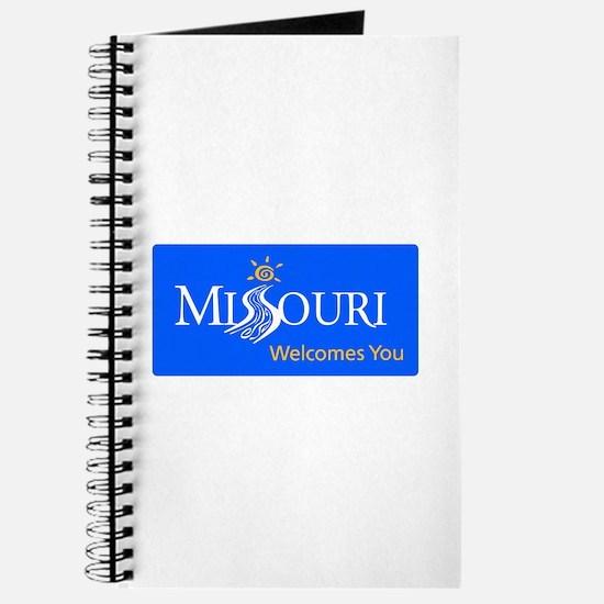 Missouri Welcomes You - USA Journal
