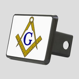 Masonic Rectangular Hitch Cover