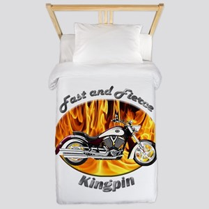 Victory Kingpin Twin Duvet