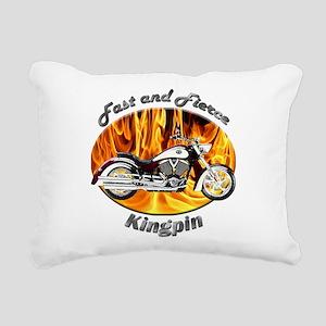 Victory Kingpin Rectangular Canvas Pillow