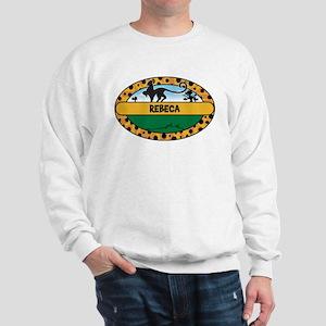 REBECA - safari Sweatshirt