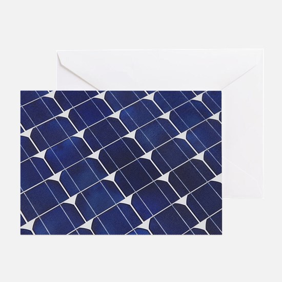 Cool Solar Greeting Card