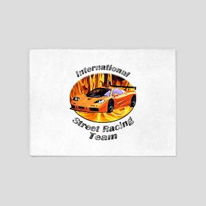 McLaren F1 5`x7`Area Rug