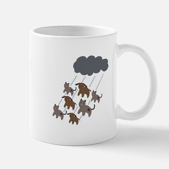 Cats & Dogs Mugs