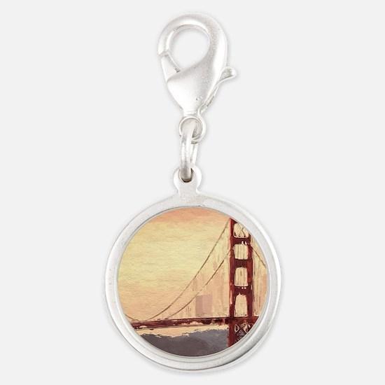 Golden Gate Bridge Inspiration Charms
