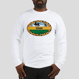 SHANIA - safari Long Sleeve T-Shirt