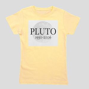 Goodbye Pluto Ash Grey T-Shirt