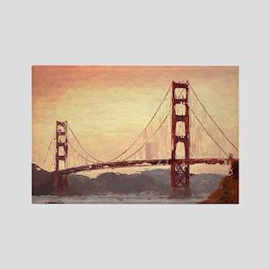 Golden Gate Bridge Inspiration Magnets