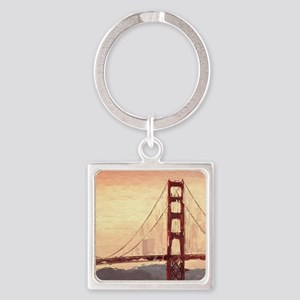 Golden Gate Bridge Inspiration Keychains