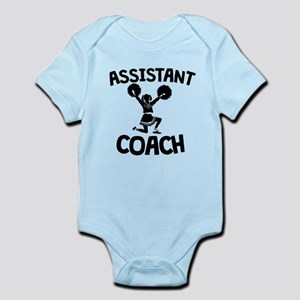 Assistant Cheerleading Coach Body Suit