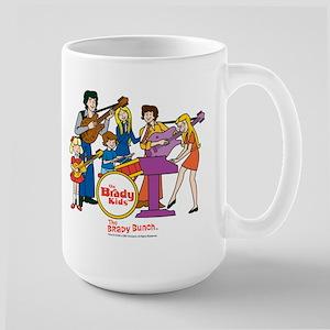 The Brady Kids Large Mug