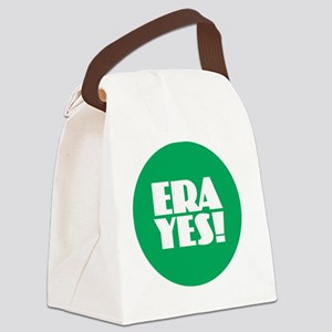 ERA YES Canvas Lunch Bag