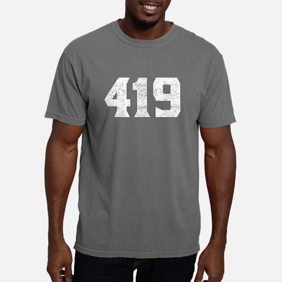 419 Toledo Area Code T-Shirt