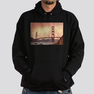 Golden Gate Bridge Inspiration Hoodie (dark)
