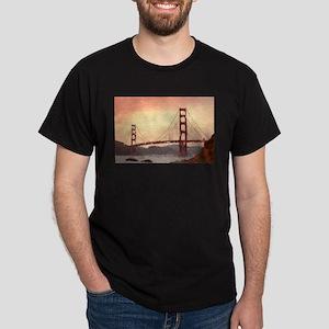 Golden Gate Bridge Inspiration T-Shirt
