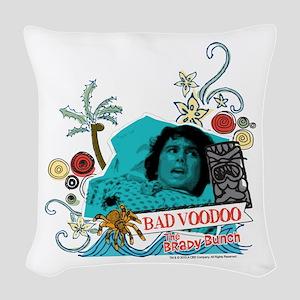 The Brady Bunch: Peter Woven Throw Pillow