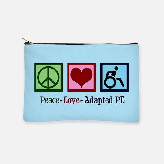 Adapted PE Teacher Makeup Bag